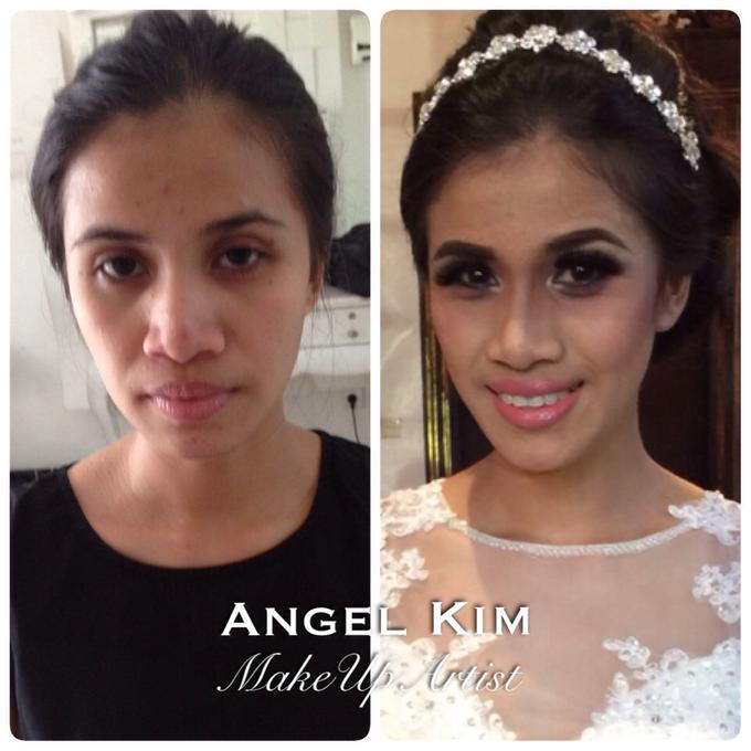Makeup by cheryl