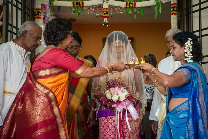 Kumaran & Rathinee Indian Wedding Ceremony by Jamaze Gallery - 001