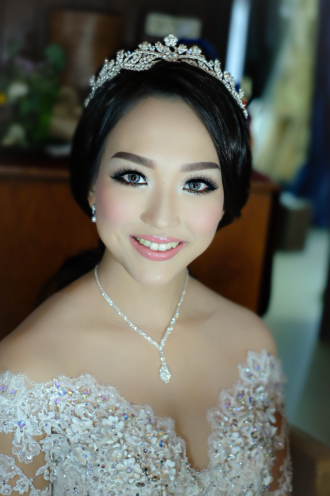 Wedding  by Fedya Make Up Artist - 002