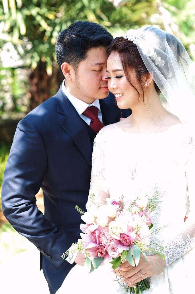 Willy & Olyvia Wedding Day by AS2 Wedding Organizer - 005