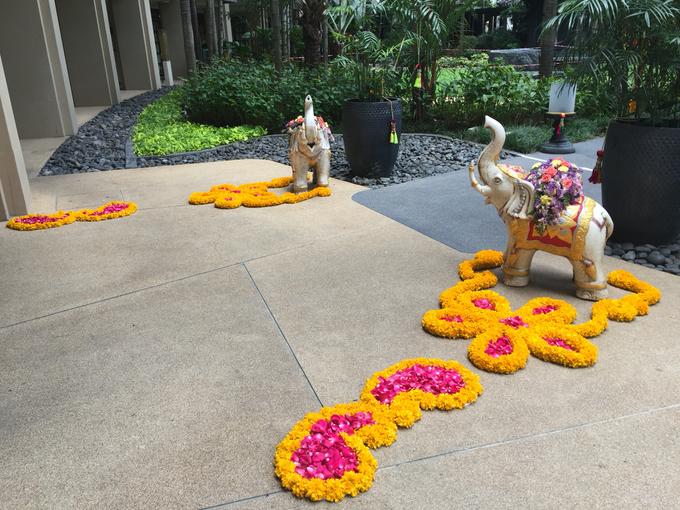 Indian Wedding by Shangri-La Hotel, Bangkok - 005