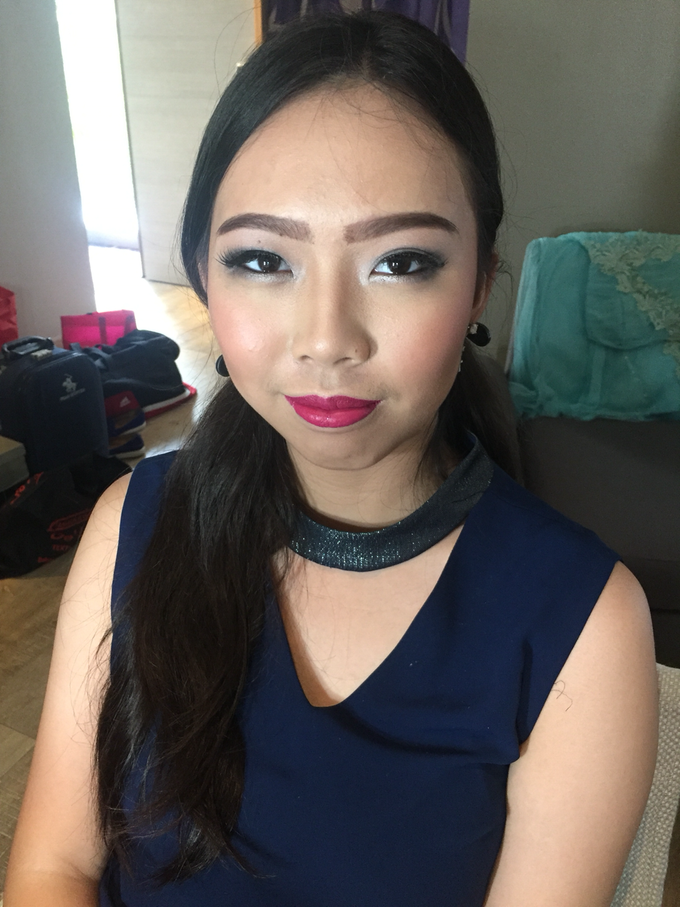 Special Occassion Makeup 1 by Troy Makeup Artist - 015