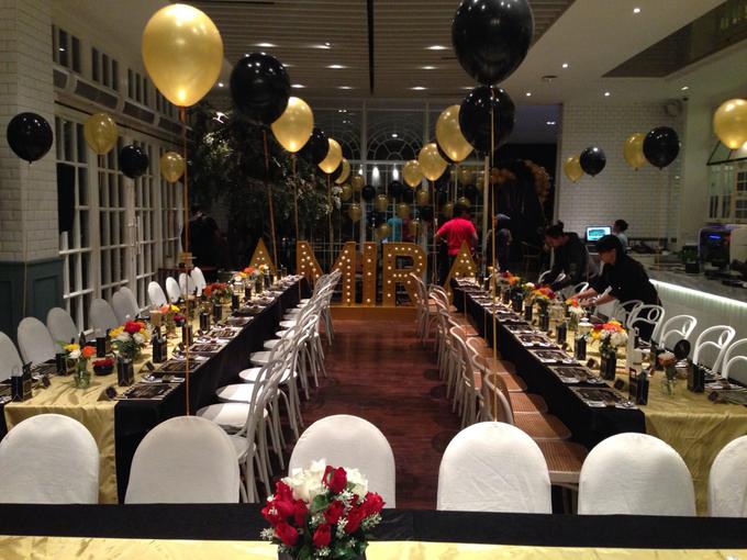 Event & Decor by Wyl's Kitchen - 010