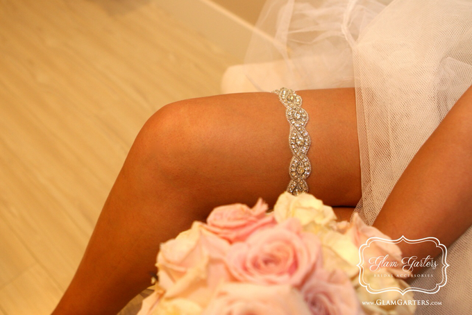 Glam Bridal Garters by Glam Garters Bridal Accessories - 002