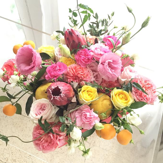 Floral Journal  by D'Alexandra Flowers - 020