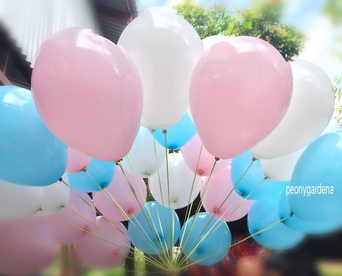 helium balloons by Peony Garden Bali - 011