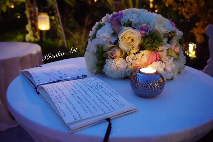 Bucur & Ilir Wedding by Krisiko Art - 005