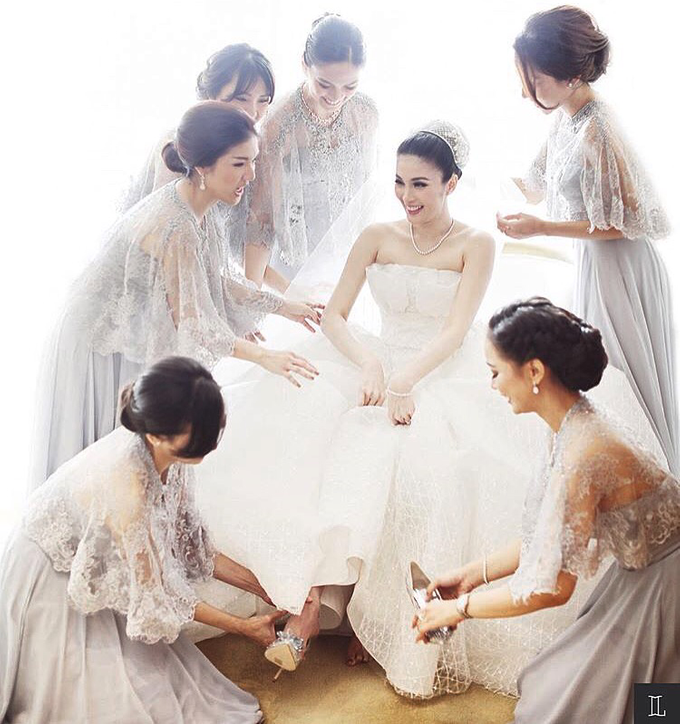 Sandra Dewi & Harvey Wedding by Flying Bride - 003