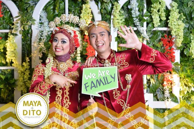 Maya & Dito Wedding by Booth of Moments - 005