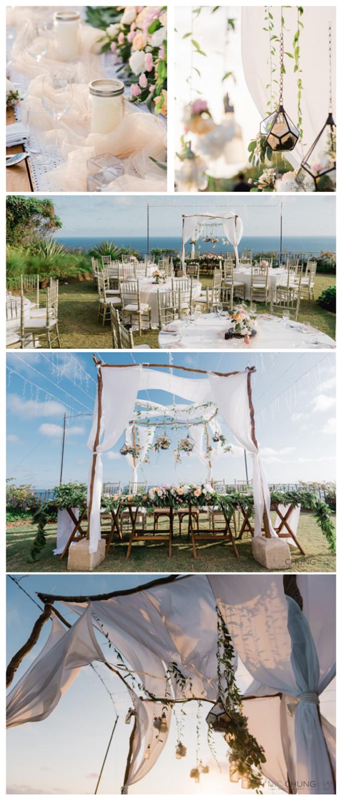 Bali wedding day by Nic Chung Photography - 003