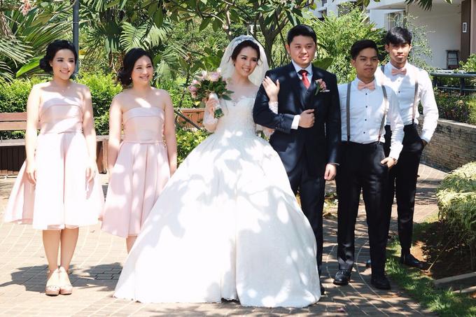Willy & Olyvia Wedding Day by AS2 Wedding Organizer - 004