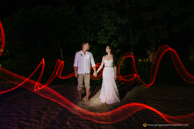 Amanda & Nicholas Wedding by Courtyard by Marriott Bali Nusa Dua - 049