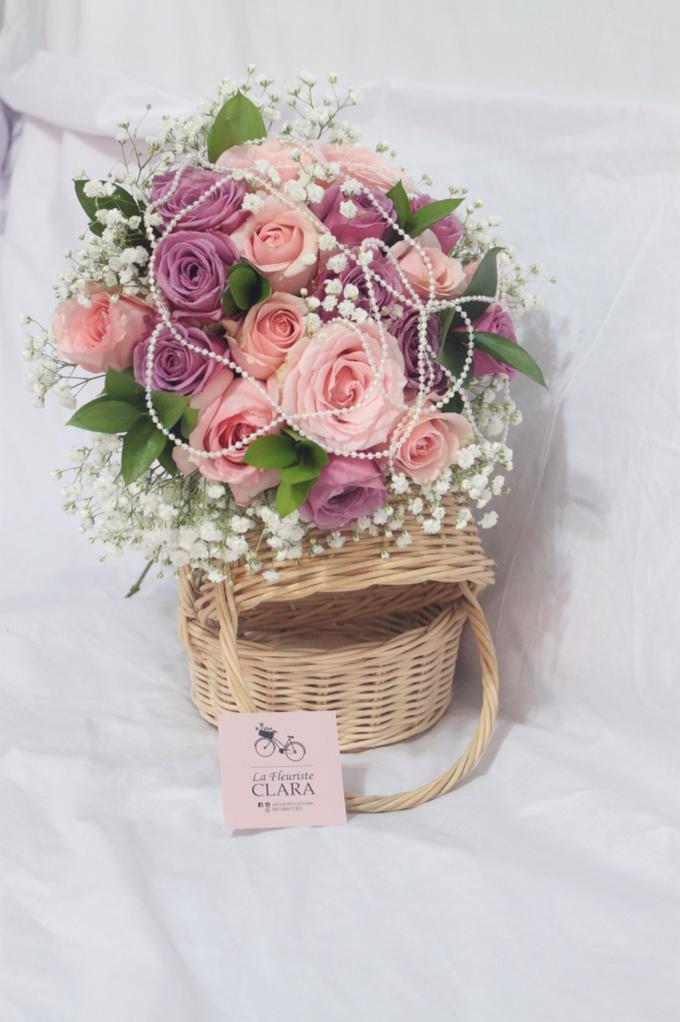 wedding Bouquet by La Fleuriste Clara - 004