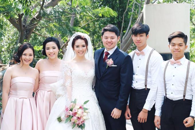Willy & Olyvia Wedding Day by AS2 Wedding Organizer - 002