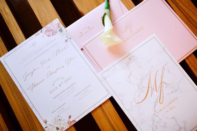 The Wedding of Mark Nah & Florencia Salim by AS2 Wedding Organizer - 001