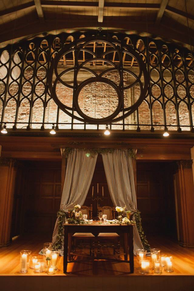 Neutral Loft Wedding by Shindig Chic - 006