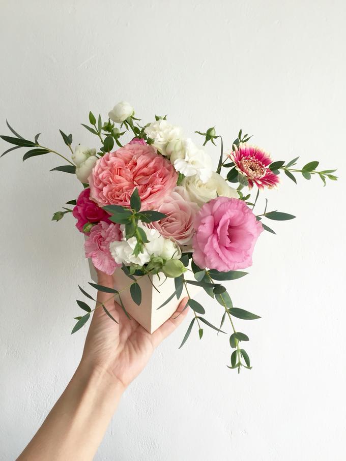 Floral Journal  by D'Alexandra Flowers - 010