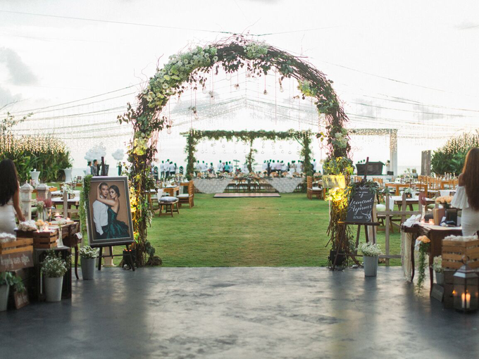 Casual and intimate 2016 by AiLuoSi Wedding & Event Design Studio - 013