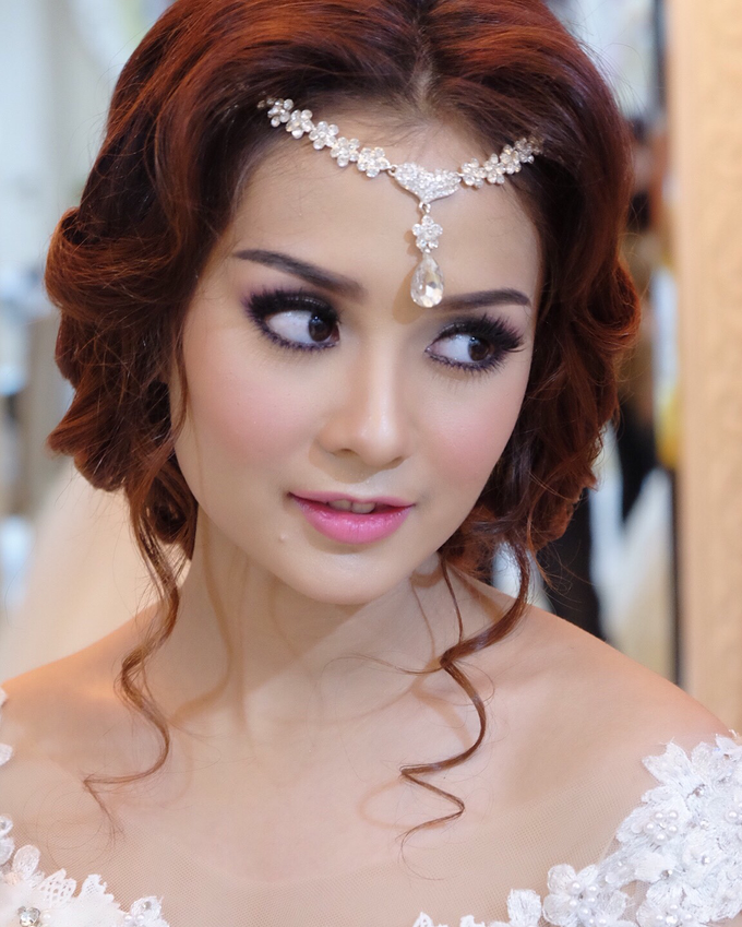 Makeup for Photo Shoot by Magdalena Young Bridal - 003