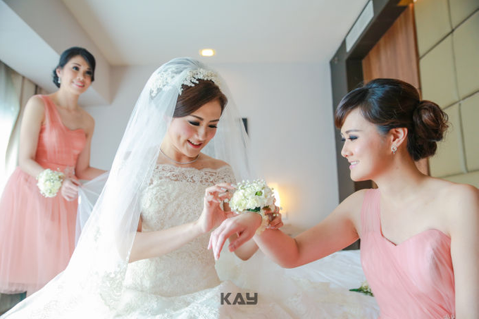 Wedding Alex & Shelvy - Mercantile Jakarta by MARK & CO - 005
