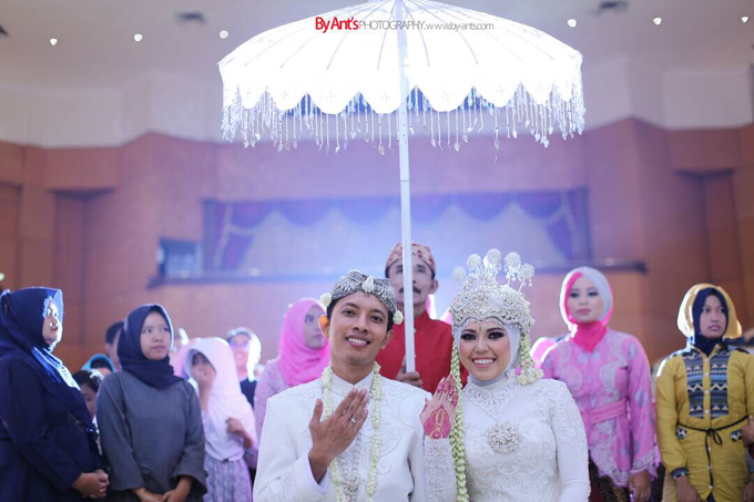 Tanti & arif wedding day  by HEAVEN ENTERTAINMENT - 005