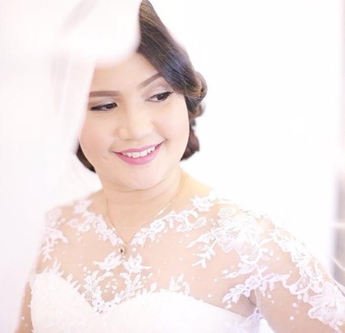 PLUS SIZE WEDDING DRESS by TS BRIDAL BALI - 010
