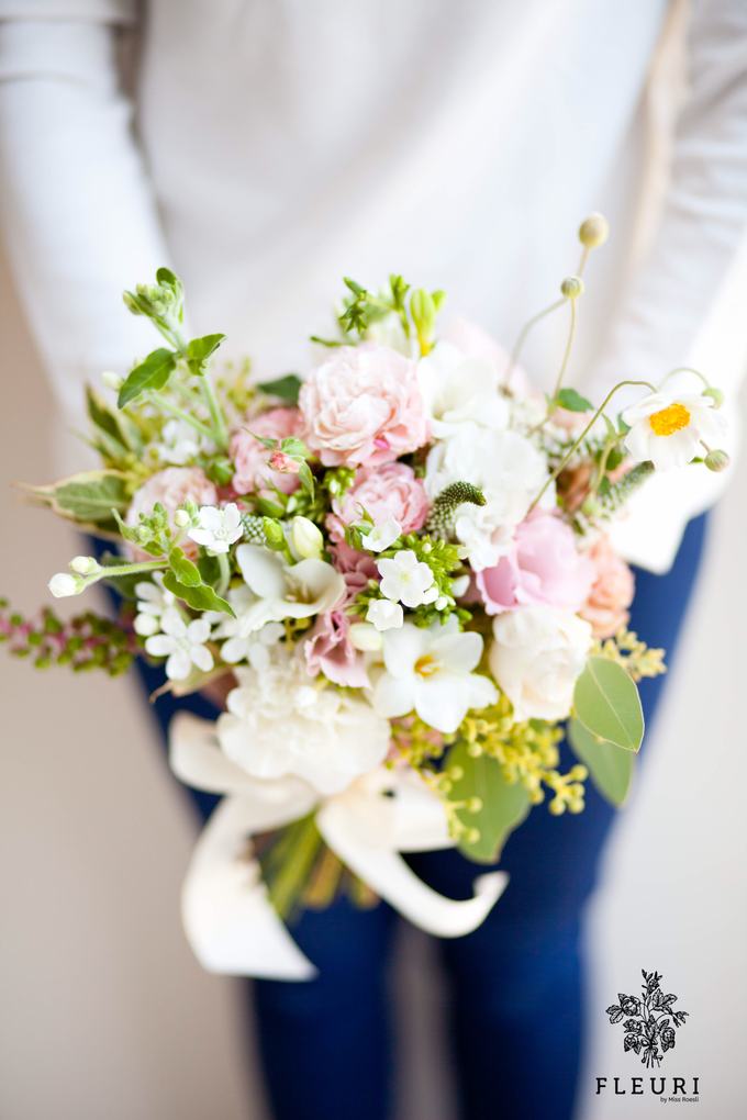 Bridal Bouquets by Fleuri - 013