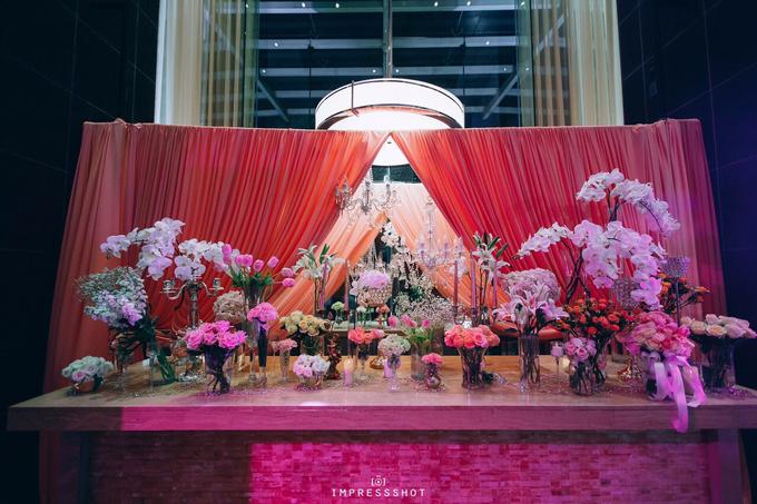 Chic Wedding by Shangri-La Hotel, Bangkok - 004