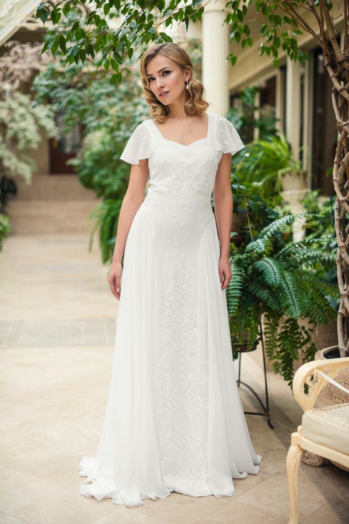 """My Little Bird"" Wedding Dresses Collection  by APILAT - 023"