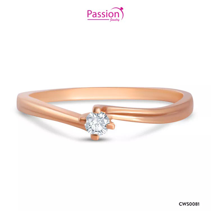 Engagement ring by Passion Jewelry - 004