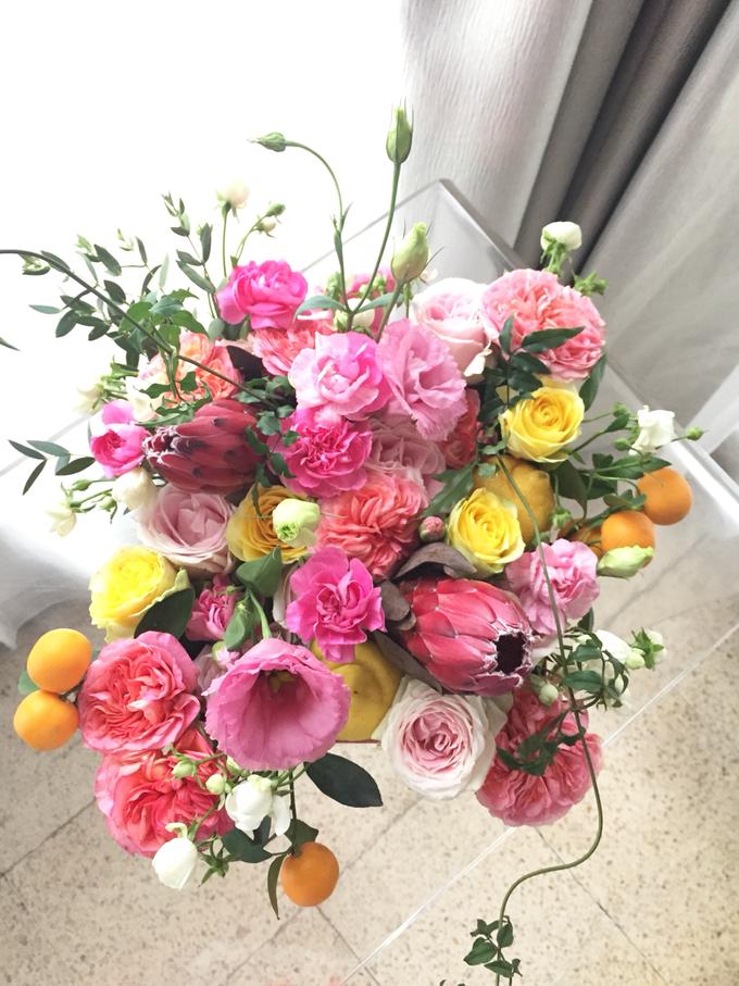 Floral Journal  by D'Alexandra Flowers - 021