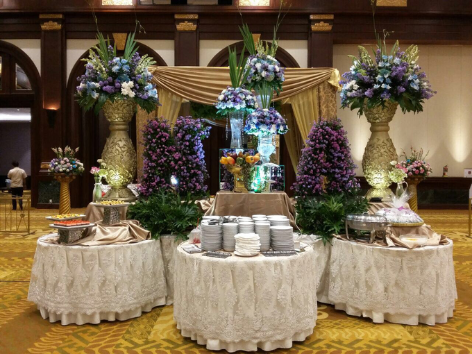 Catering Decoration by Alfabet Catering - 010