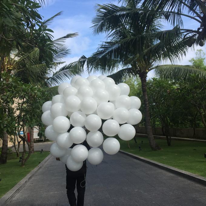 helium balloons by Peony Garden Bali - 006