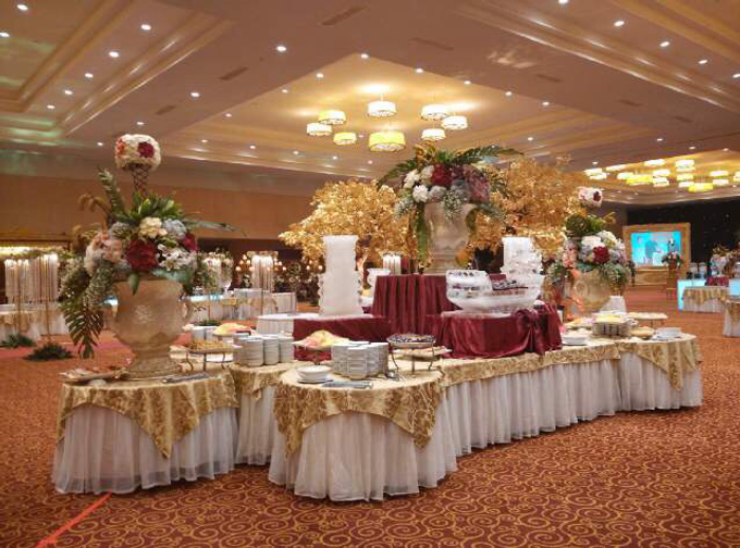 Catering decoration by Dwi Tunggal Citra Catering - 002