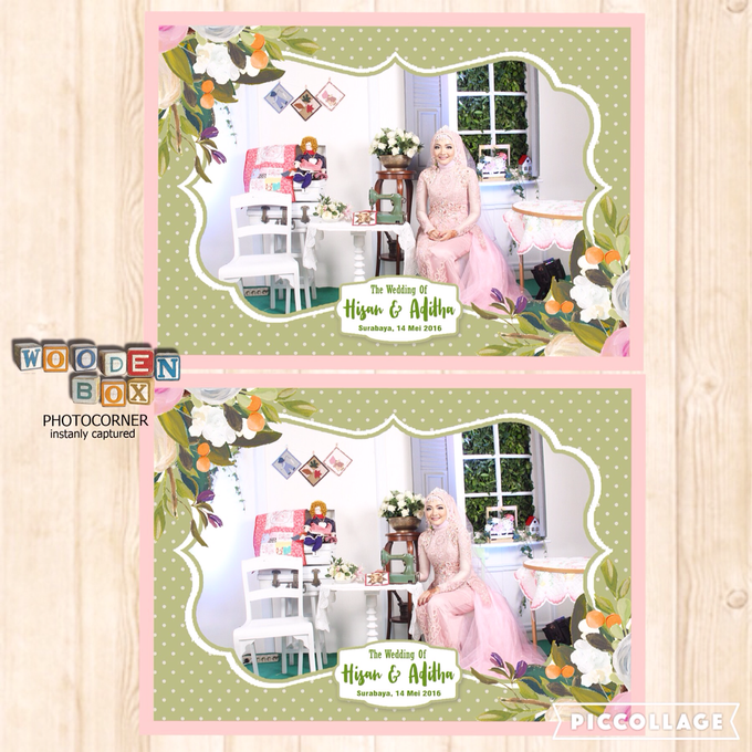 From The Wedding of Hisan & Aditha by Woodenbox Photocorner - 001
