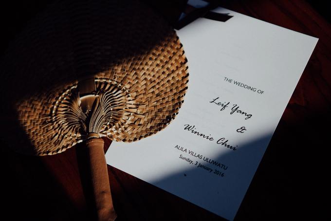 Winni + Leifs ( alila uluwatu wedding ) by Apel Photography - 010