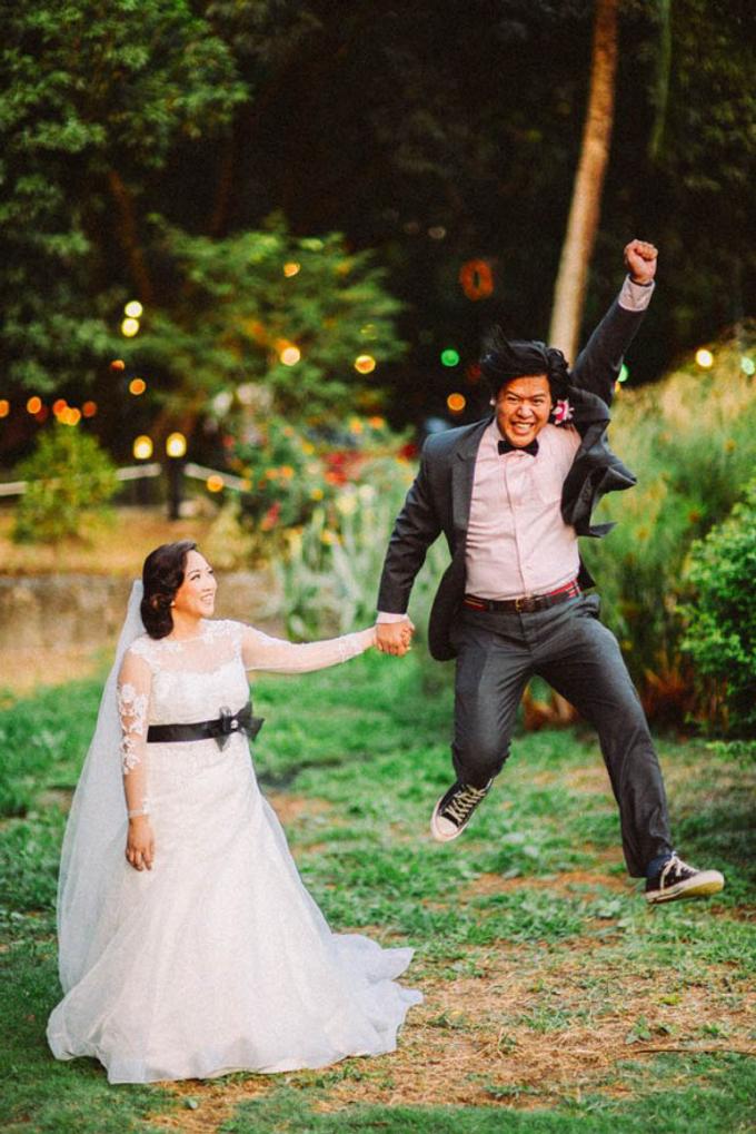 PLUS SIZE WEDDING DRESS by TS BRIDAL BALI - 015