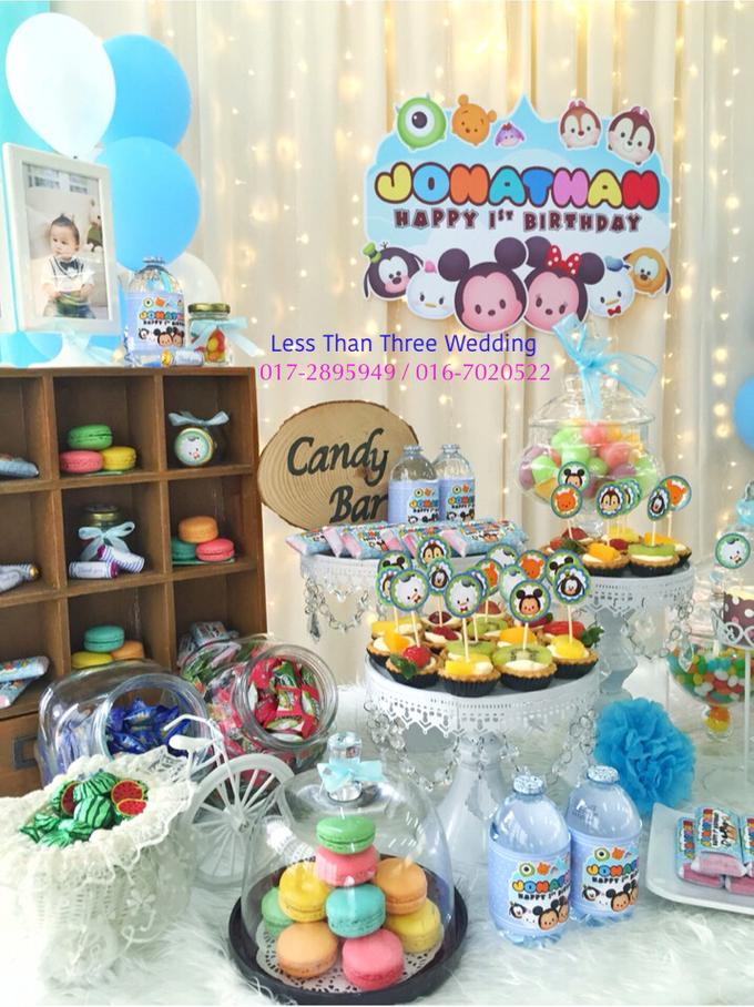 Birthday Decoration by Less Than Three Wedding - 035
