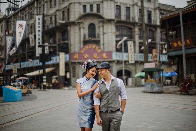 Shanghai Prewedding - Steven & Moon by Gusde Photography - 015