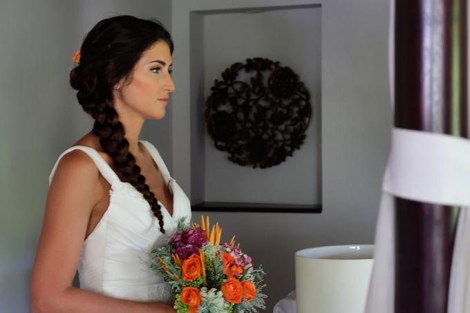 Clea and Augustine Wedding by Fikri Halim Makeup Artist - 005
