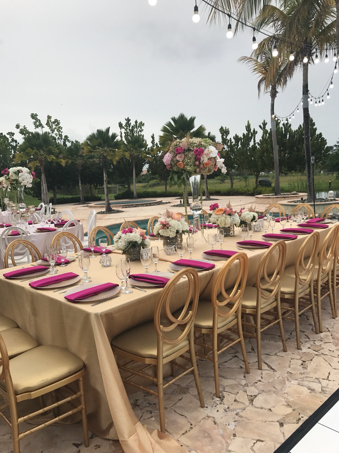 Luxury Destination Wedding juan and Ivelisse  by Eleganzza Events - 010