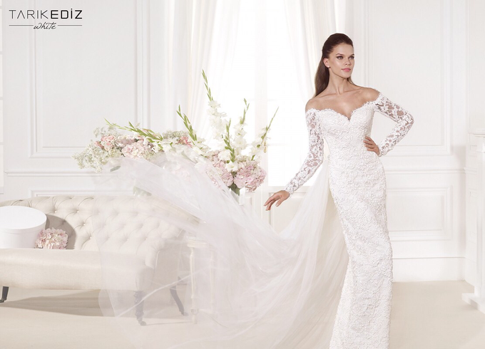 Wedding Gowns  by Paris Dress - 016