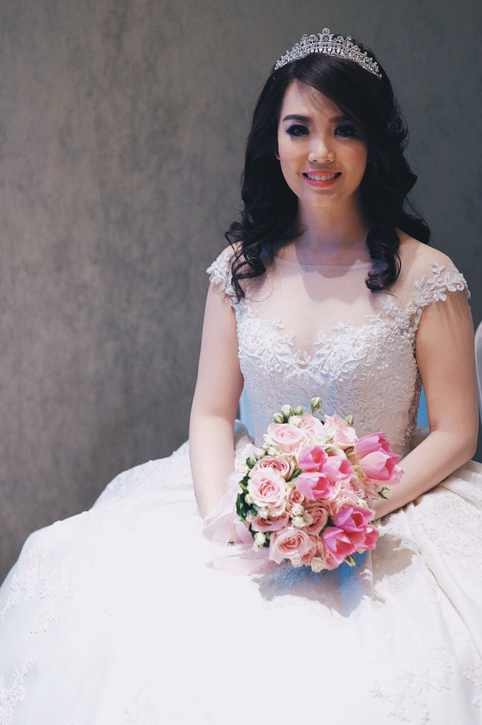 Willy & Olyvia Wedding Day by AS2 Wedding Organizer - 008