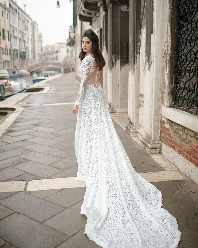 Wedding Gowns  by Paris Dress - 017