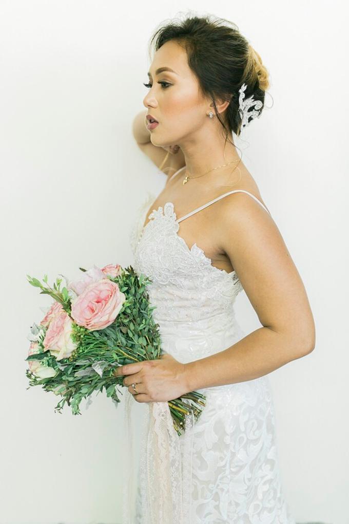 Bride: Karen Eremin by LASALA - 001