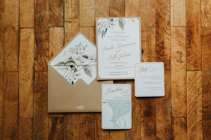 Hendri & Sella Wedding by It's True Wedding Planner and Decoration - 001