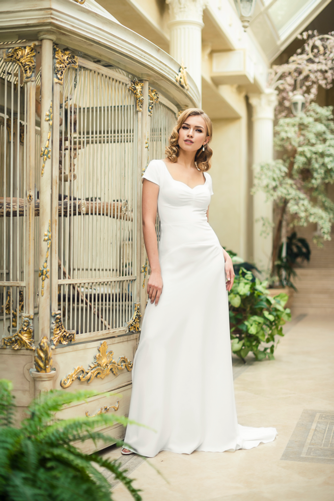 """My Little Bird"" Wedding Dresses Collection  by APILAT - 011"