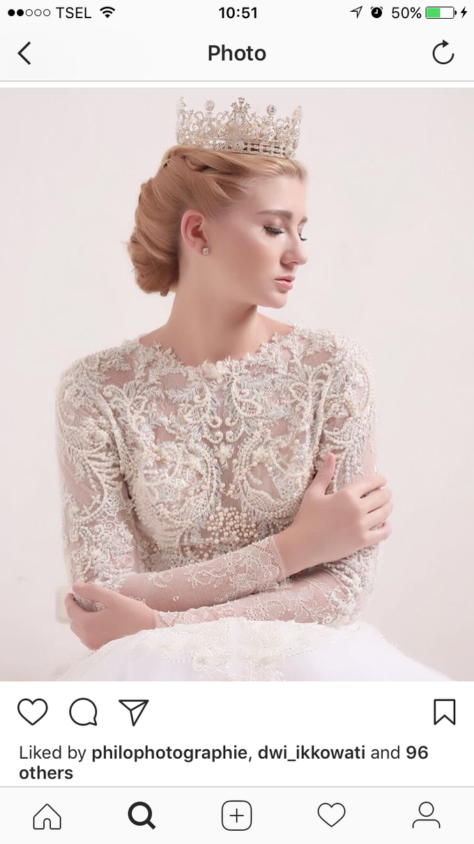 Bridal campaign by Tracy Bridal House - 014