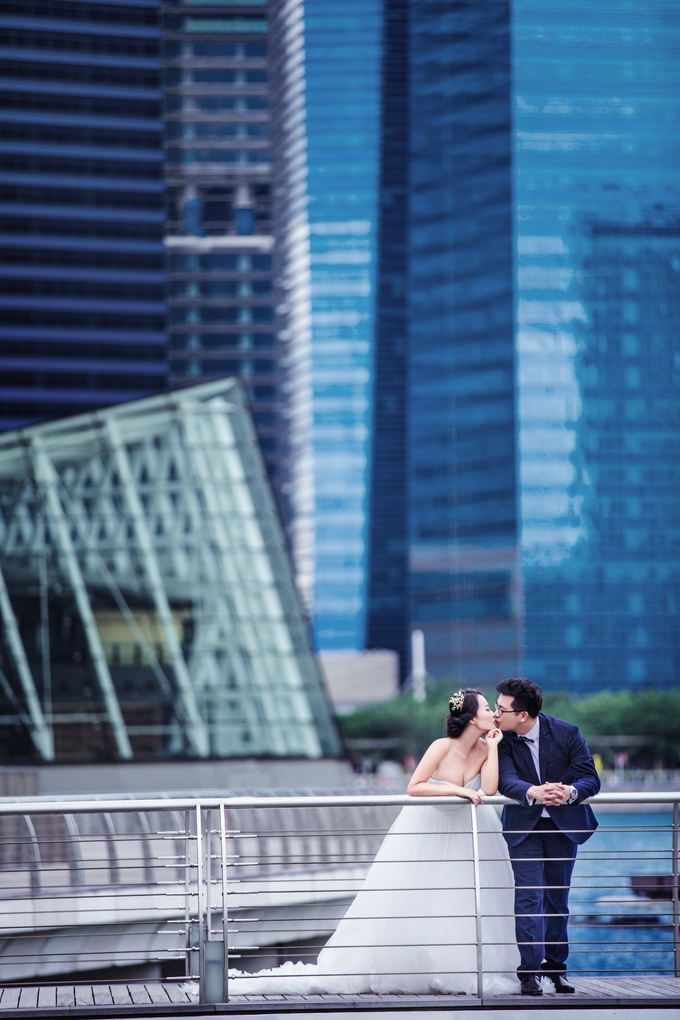 Mr&Mrs Chuang Pre wedding  by Cocoon makeup and hair - 002