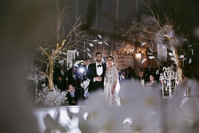 Ekta & Jinesh's Indian wedding celebrations by Butter Bali - 006